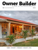 Owner Builder Magazine 208 Cover Image