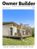 Owner Builder Magazine 212 Cover Image